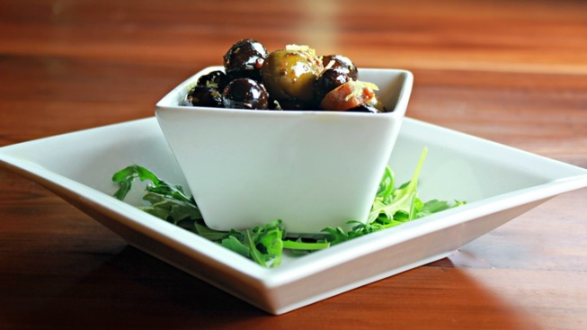 Olives in Los Olivos (and Great Jazz, Too)
