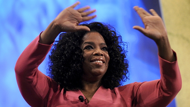 Oprah Tops List of Highest-Paid Celebrities