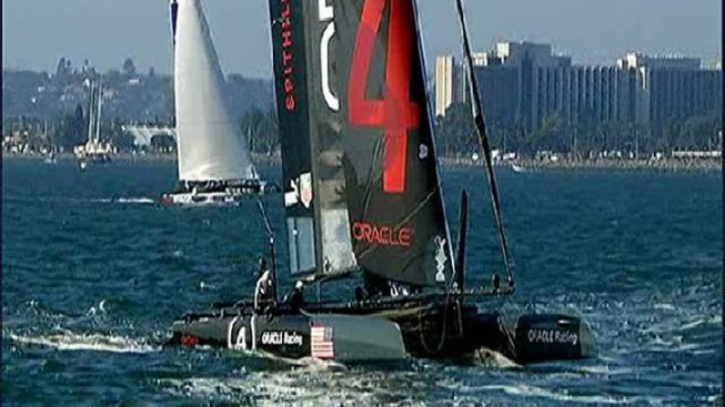 Doubts Over America's Cup Ability to Deliver Jobs, Money to San Francisco