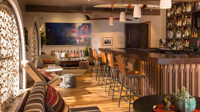 Hotel Hangout: Good Bar at Outpost