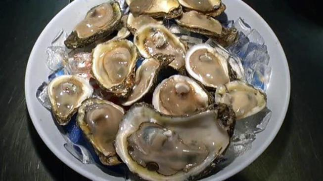 FDA Recalls Frozen Oysters