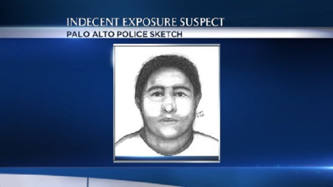 Police Looking for Man Who Exposed Himself in Downtown Palo Alto