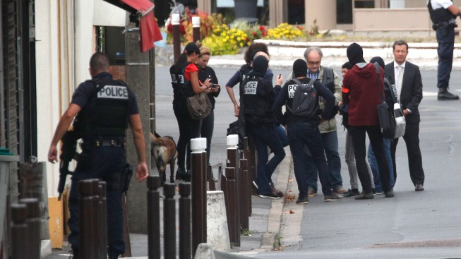 Explosive Used by ISIS Militants Found in Apartment Near Paris