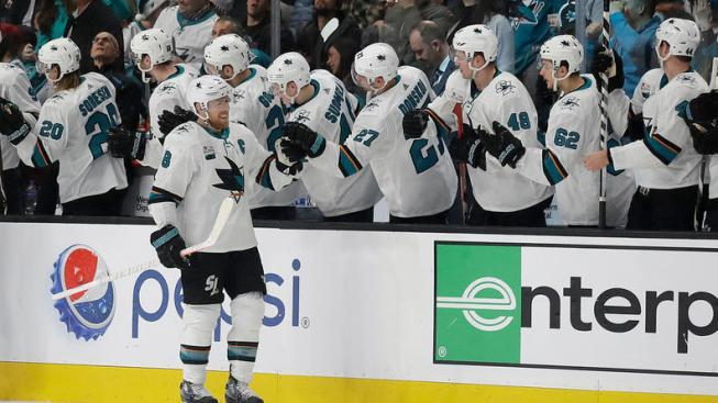 Timo Meier Returns, Sharks Trounce Hurricanes 5-1