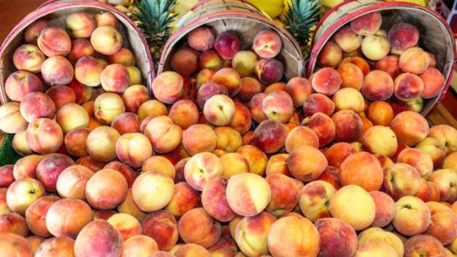 This Marysville Festival Is Just Peachy