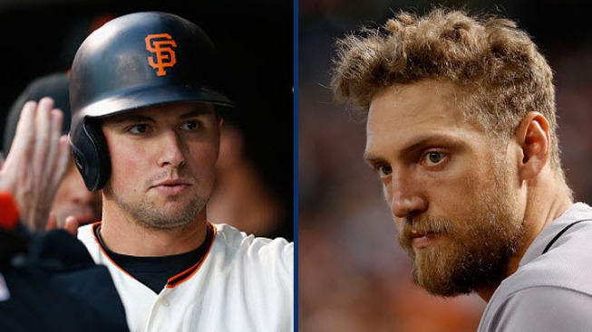 Giants Pence and Panik Are Ready For Rehab Stints