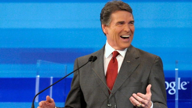 Wine With Texas: Rick Perry to Stop in Sonoma