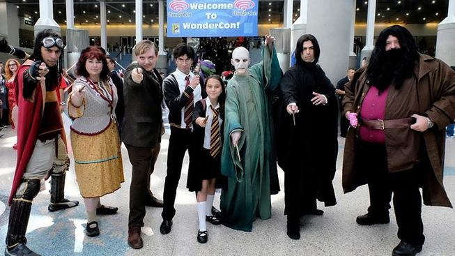 WonderCon, Anaheim's Mega Pop Expo, Has Magic