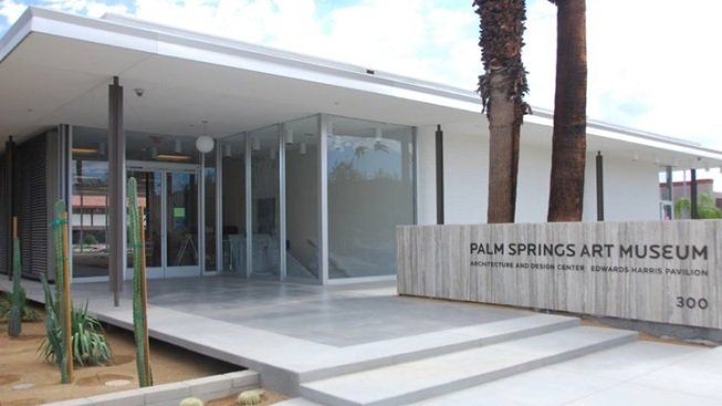 New: Palm Springs Architecture and Design Center