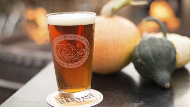 Pumpkin Beer: Half Moon Bay Brewing Fetes Fall