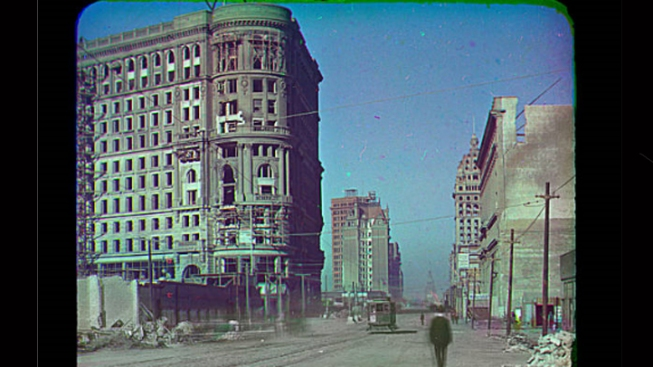 1906 Quake in Living Color