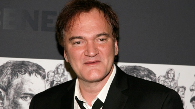 Quentin Tarantino: Don't Blame Violent Movies for Newtown Shooting Tragedy