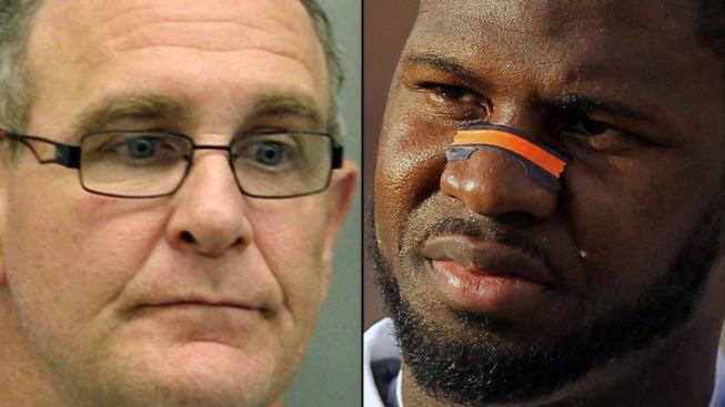 Bears Fan Who Smacked Devin Hester Is Sentenced