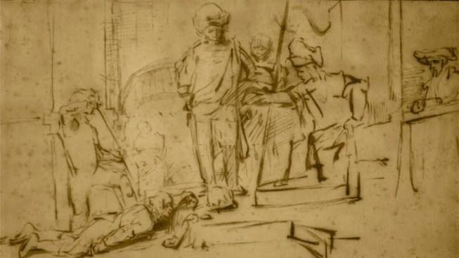 Rembrandt Stolen From SoCal Ritz-Carlton