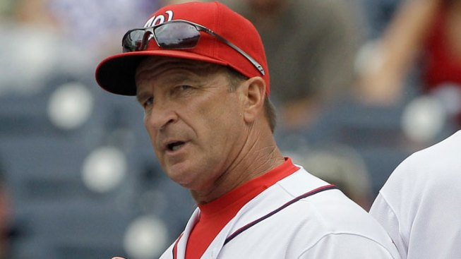 Riggleman Resigns as Nationals Manager