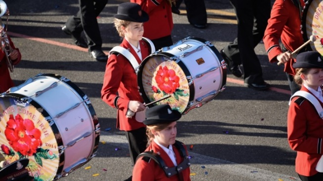 Pasadena's Big Show: The 126th Rose Parade