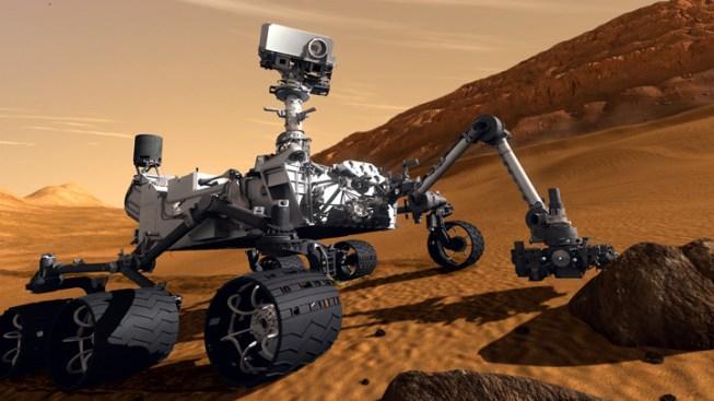 NASA's JPL Preps for Rover's Mars Landing