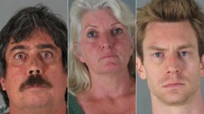3 Nabbed in San Carlos Pot Bust