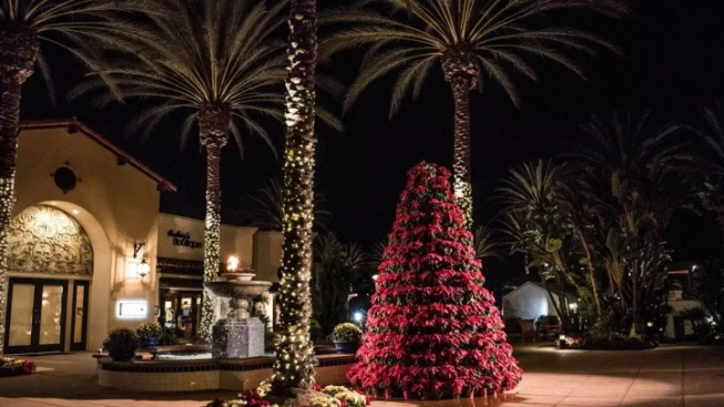 Spend an Enchanted Holiday at Omni La Costa