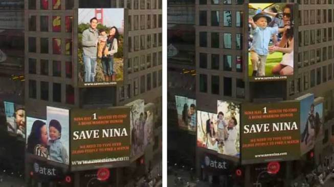 Drive to Find Marrow Donor for Stanford Graduate Hits Times Square
