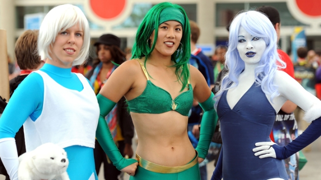 Just Like That, San Diego Comic-Con Sells Out