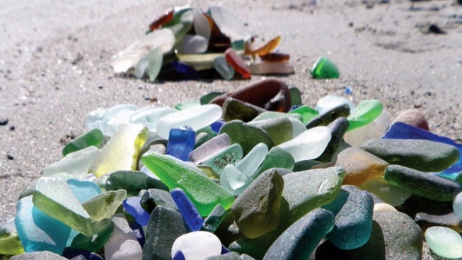 Sand Gems: Cayucos Sea Glass Fest