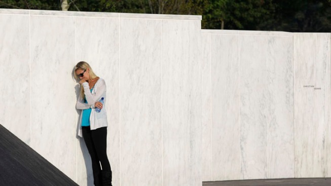 Flight 93 Memorial Ceremony Praises Victims' Courage