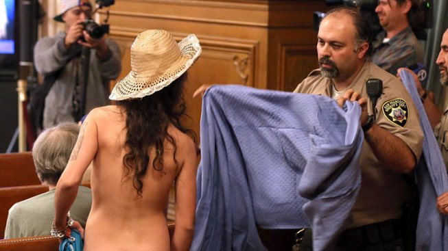 Judge: San Francisco Nudity Ban Can Go Into Effect Friday