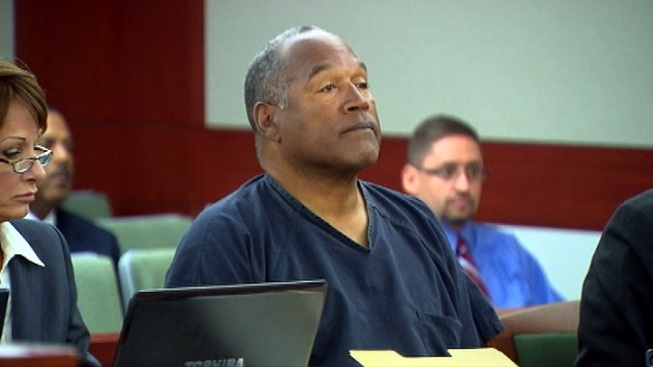 O.J. Simpson Back in Court to Challenge Armed Robbery Conviction