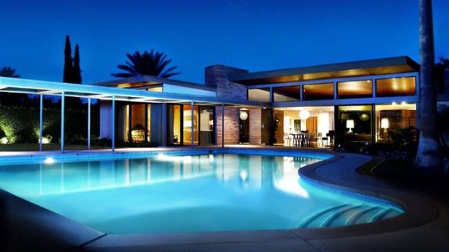 Celebrating Frank Sinatra's 100th (at His Palm Springs Casa)