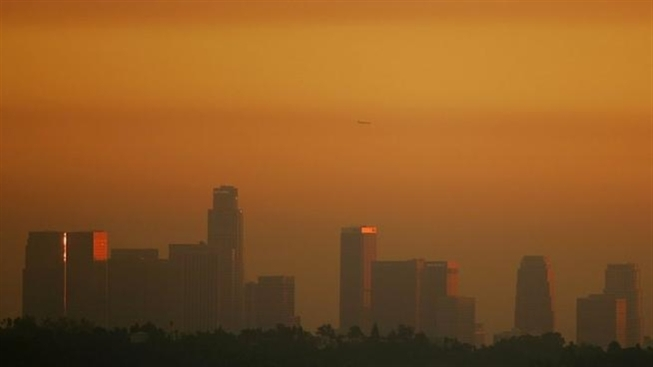 U.S. Dirty-Air Rankings Dominated By California Cities
