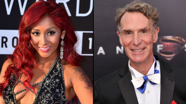 "New ""Dancing with the Stars"" Cast Revealed: Snooki, Bill Nye, Leah Remini"