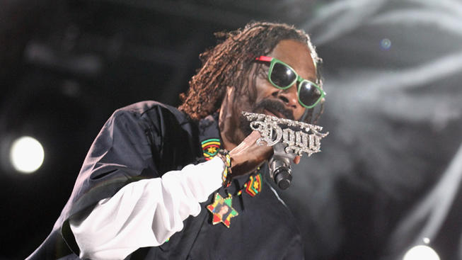 Snoop Dogg and Iron Chef Morimoto Collaborate at Napa's BottleRock