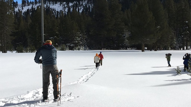 Snowpack in Drought-Stricken California Hits Five-Year High