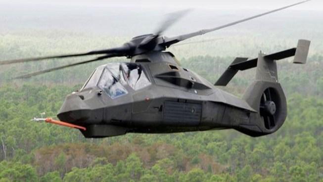 Secret Chopper Used in bin Laden Raid?