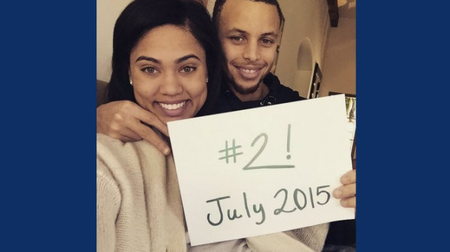 u0026quot blessed beyond belief u0026quot   stephen and ayesha curry