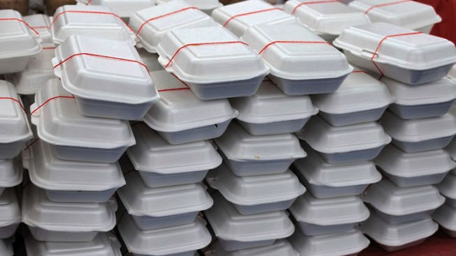 Redwood City May Ban Styrofoam