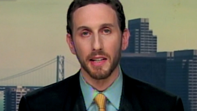 Scott Wiener Talks SF Nudity on CNN