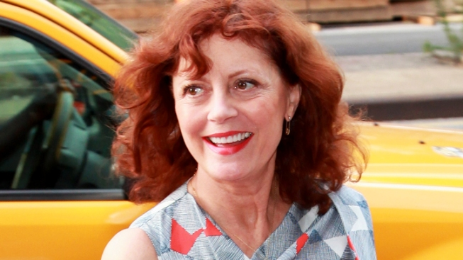 Susan Sarandon's New York Apartment Burglarized