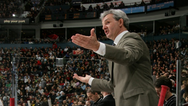 Former Sharks GM, Coach In Stanley Cup Finals -- With LA Kings