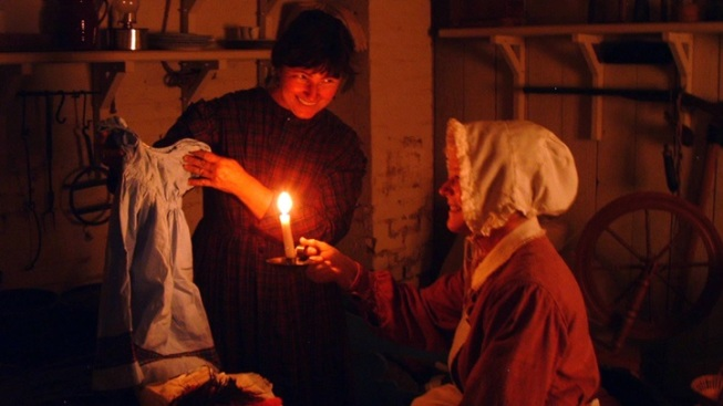 Time Travel: Sutter's Fort by Candlelight