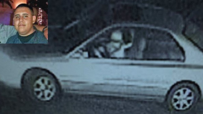 Image of Possible Suspect Vehicle Released in 2014 Sunnyvale Slaying