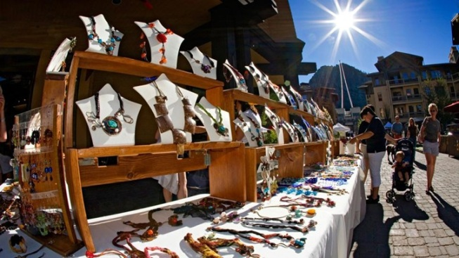 Squaw Valley Cool: Art, Music & Wine Festival