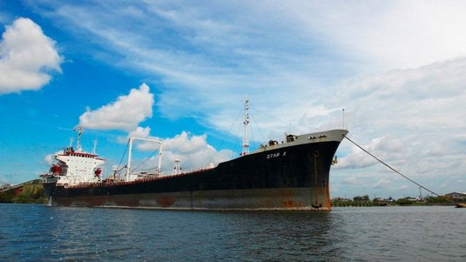 Sunken Tanker Could Leak 3 Million Gallons of Oil