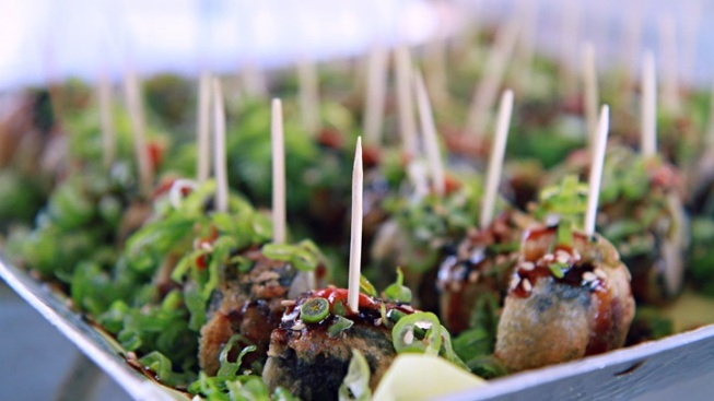 Taste of Solvang's Savory Side