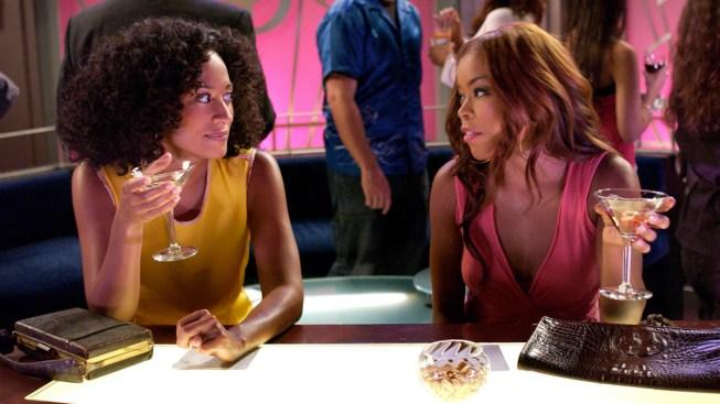 Tracee Ellis Ross Reunites With 'Girlfriends' on 'Black-ish'