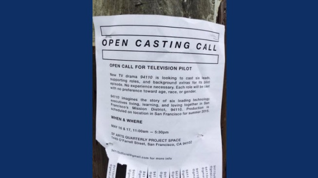 "Casting Call: ""94110"" TV Pilot About San Francisco's Mission District Seeks Extras"