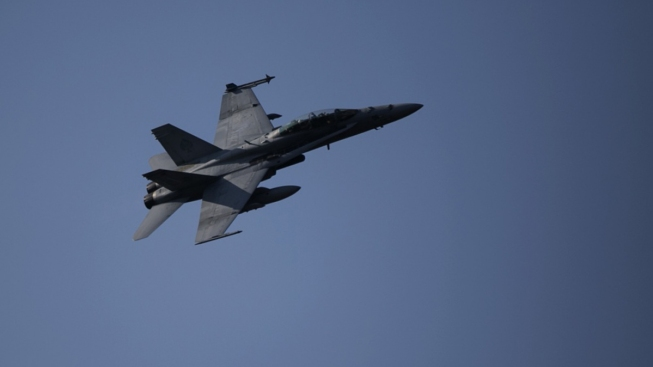 USA military fighter jet crashes into Pacific off western Japan