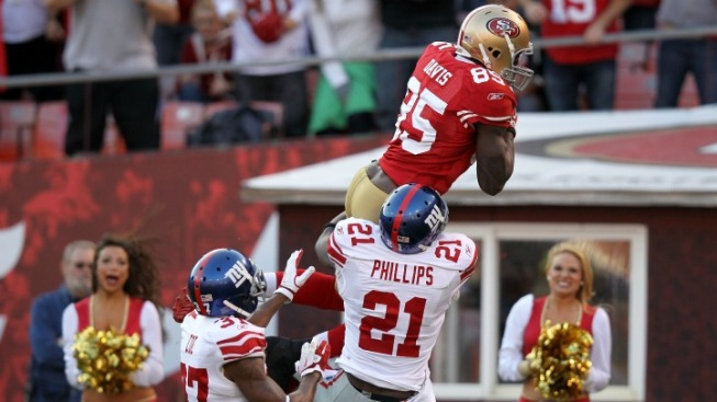 Know Your Enemy: Giants Size Up 49ers