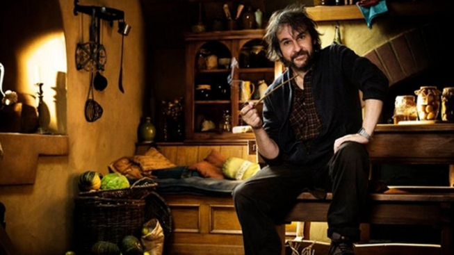 "Peter Jackson Hoping to Ring in a Third ""Hobbit"" Film"